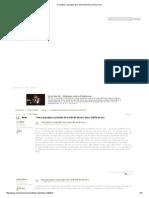 Principios Racionales de Cortot de Técnica