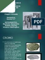 CHAPA-CROMADA