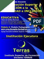 DIVERSIDAD4 Modulo Modelo Pedagógico