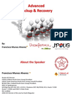 Advanced Backup and Recovery Jpoug