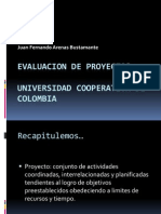 Evaluacion de Proyectos 1
