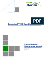 BreezeMAX TDD BST Installation Manual Rev.D 110215