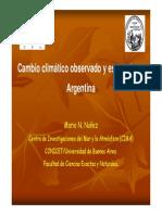 Clima Argentina