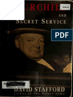 Churchill and Secret ServiceChurchill and Secret Service