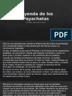 Leyenda de los Payachatas.pptx