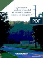 Transporte en Georgia (USA)  (Esp)