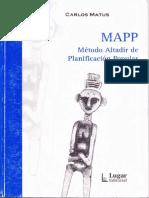 [BOOK] Matus C., (2007) Proyecto Altadir de Planificacion Popular.pdf