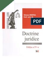 Doctrine juridice - Simona Cristea.pdf