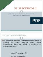 Analisis de Potencia Monofasica