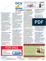 Pharmacy Daily for Wed 06 May 2015 - NSP support needed, PSA partners with ASA on sleep education, Guild supports Heart Foundation walks, Health, Beauty, and New Products, and much more