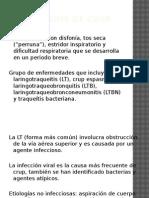 Síndrome de Crup.pptx