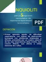 Bronquiolitis Jose Luis