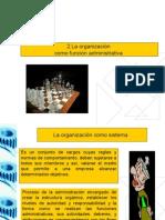 Organizacion Exp.