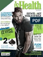 Italiano Mens Salute - Agosto 2014 IT