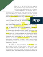 Plano Direção Doc Orisá