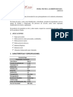 Ficha tecnica Almidon de papa.pdf
