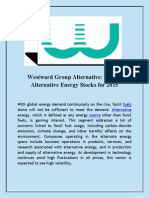 Westward Group Alternative