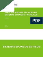 Presentacion de Sistemas Epoxicos
