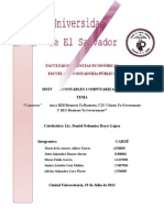 Comercio Electronico, b2b,c2g, b2g