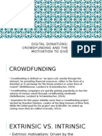 Digital Donations