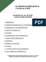 Normas Para Referências Bibliográficas - ABNT(2)