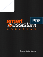 SmartAssistant Administrator Manual