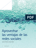 D6 Accenture Aprovechar Ventajas Redes Sociales