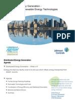 Green Build DistributedGeneration