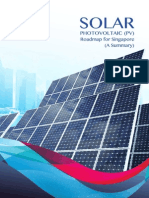 Singapore Technology Roadmap 2014 - Solar Photovoltaic