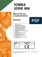 Bomba 999 Manual Español