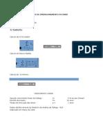 Dimensionamento de Pavimento - Método Dner (Alcindo Cacela) Pronto