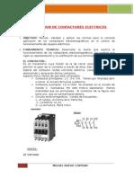 Instalacion de Contactores Electricos Miguel