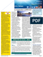 Business Events News for Wed 06 May 2015 - MCEC expansion confirmed, Jupiters Townsville's $30m redevelopment, World Science Festival heads to BNE, Gray's Say, and much more