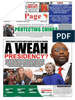 Wednesday, May 06, 2015 Edition