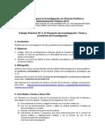 TP3-Tema y Problema Actividades
