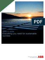 ABB Solar Solutions Brochure Dec14 (Web)