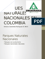 Parques Naturales Nacionales en Colombia