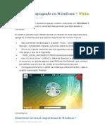 manual irreparable de Windows Vista 7