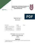 Práctica 7 Laboratorio Quimica Aplicada