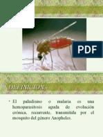 Diapositivas de Malaria Definitivo