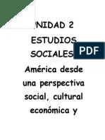 guiones de sociales tercer ciclo 8° grado  segunda unidad