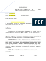 Detalhe Acordo de Acionistas Final
