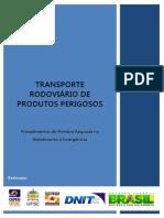 Anexo D Transporte Rodoviário de Produtos Perigosos