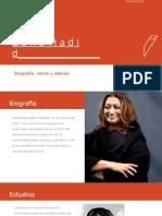 Biografia de Zaha Hadid