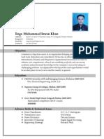 Imran Fast CV