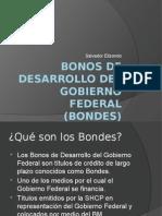 bonos del desarrollo del gobierno