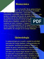 Biomecánica Del Ciclismo.