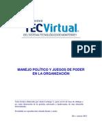 06_Juegos de Poder y Manejo Politico en La Org_Rev Marzo 13