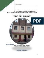 Informe Evaluacion Estructural Ebc Belaunde