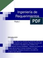 Desarrollo de Software - Ing de Req I